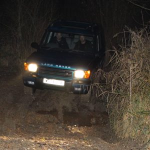 4x4 night drive experience