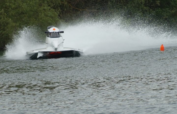 F4 Powerboat Experience