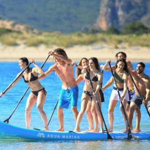 Mega Paddle Board